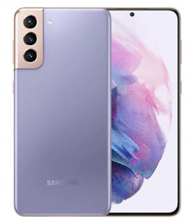 Samsung Galaxy S21+, 128GB, lilla SM-G996BZVDEUE