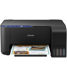 Epson L3151 printer-skänner-koopiamasin, must