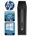 HP 600 Renew G2 SFF i7-6700 16GB 240GB SSD+1TB