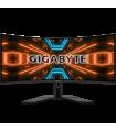 "Gigabyte Gaming 34"" nõgus QHD G34WQC-EK, 144 Hz"