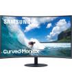 """Samsung 27"""" nõgus FHD C27T550FDR"""