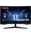 """Samsung Odyssey 27"""" nõgus C27G55TQ, 144 Hz"""