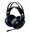 Razer Thresher PC, PS4 7.1 juhtmevaba peakomplekt, must