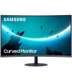 "Samsung 27"" nõgus FHD LC27T550FDUXEN"
