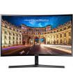 """Samsung 23.5"""" nõgus FHD LC24F396FHRXEN"""