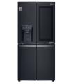 LG GMX844MCKV Side-by-Side, InstaView Door-in-Door