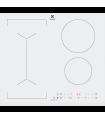 Electrolux LIV63431BW induktsioon valge